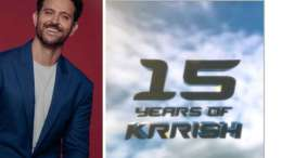 Hrithik Roshan Krrish 4
