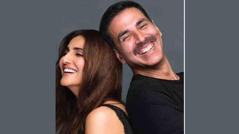 Vaani Kapoor With Akshay Kumar