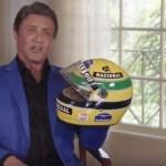 Saiba como Stallone quase foi Ayrton Senna nos cinemas !