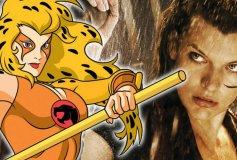 Milla Jovovich pode ter confirmado filme de Thundercats