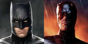 Ben Affleck, Demolidor, Batman