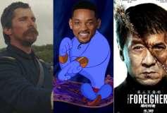 Resumão da Semana: Faroeste com ex-Batman, Aladdin com Will Smith e Netflix da Disney