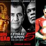 Resumão de notícias: Shazam dos cinemas, Novo Máquina Mortífera e Bruce Lee
