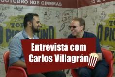 Entrevista com Carlos Villagrán | Como Se Tornar O Pior Aluno da Escola