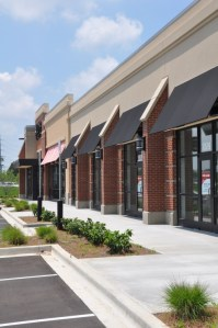 Parkside, Lakesedge Retail Development