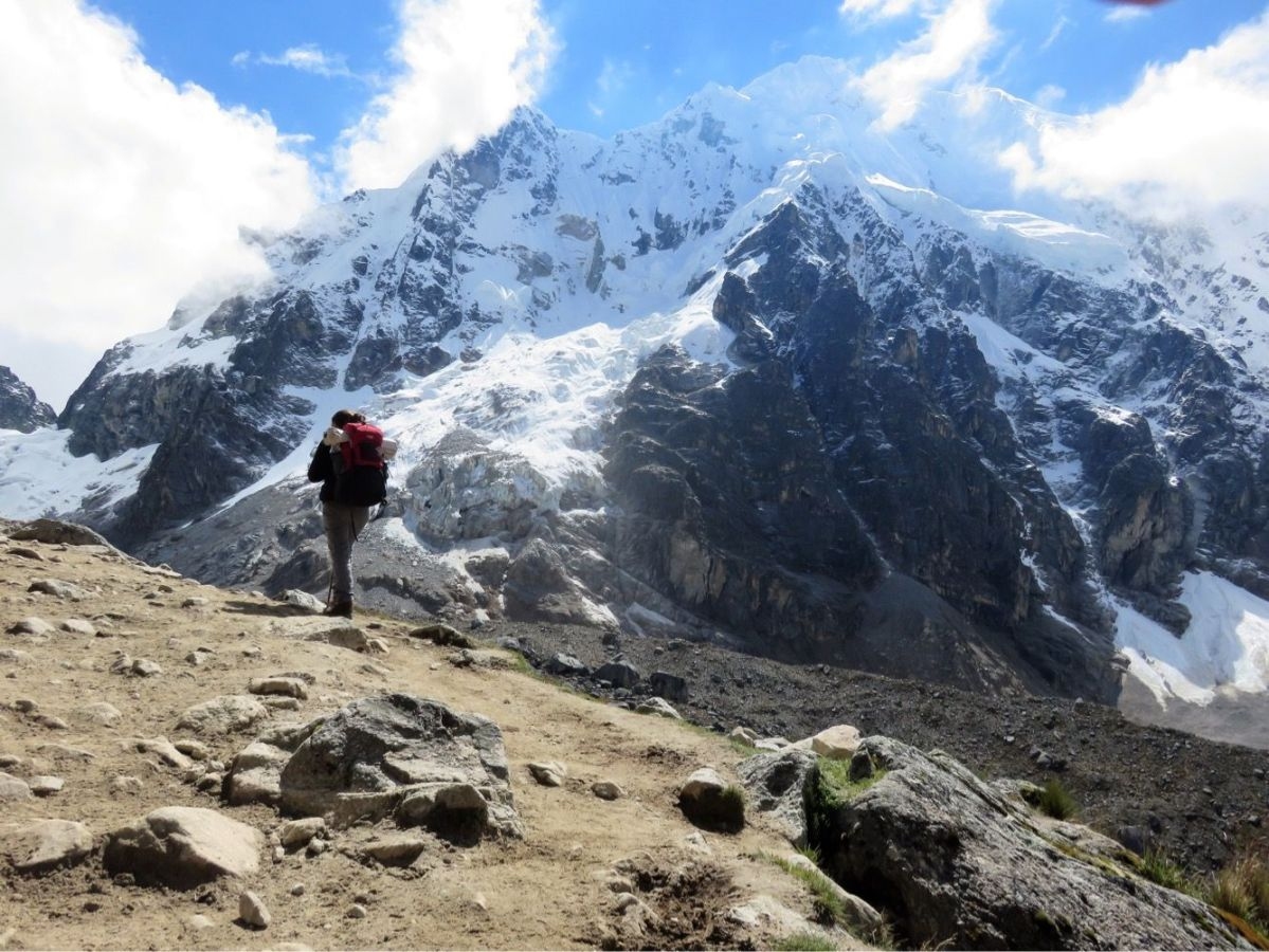 Guía Trekking del Salkantay a Machu Picchu por libre