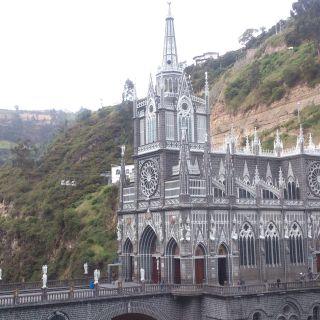 imbécil, imbécil del año. colombia, ipiales, catedral de ipiales