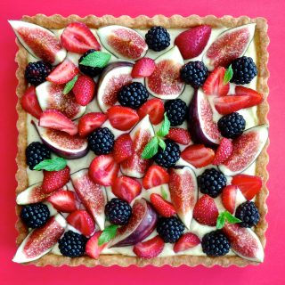 FRESH FRUIT TART & TIPS FOR THE PERFECT PÂTE SUCRÉE