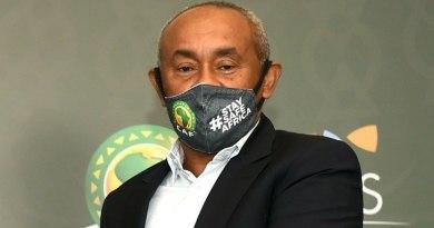 Le président de la CAF testé positif pour le COVID-19