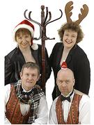 Seasons' Greetings, the Christmas show from Hatstand Opera
