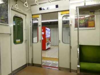 京都市交通局10系のドア閉動画