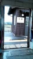 関東鉄道キハ100形のドア開閉動画