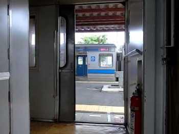 富士急2000形のドア閉動画