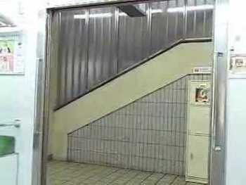 名古屋市営地下鉄2000形のドア閉動画