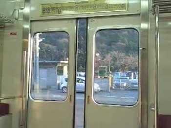 JR東海211系5000番台のドア閉動画