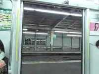 東武50050系のドア閉動画
