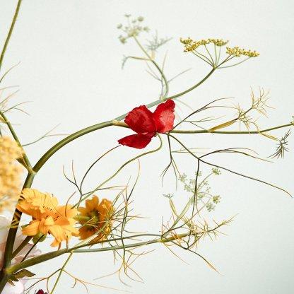Seasonal Bouquet in Hot Tones | That Flower Shop Signature Arrangement