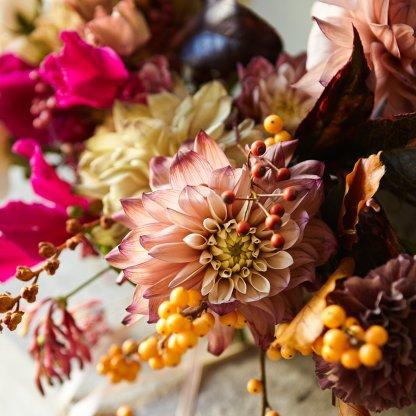 Seasonal Bridal Bouquet   That Flower Shop   Weddings & Events