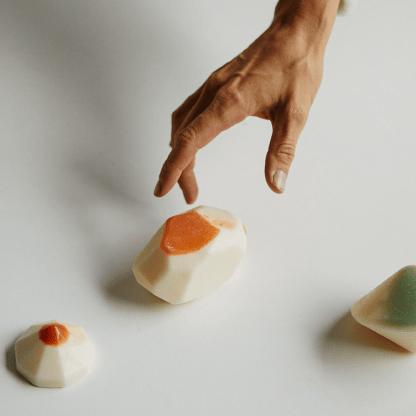 Seem Soap x Garance Vallée Strata Sediment | Handcrafted Soaps