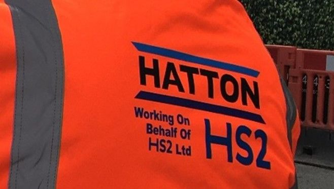 Hatton, working on behalf of HS2