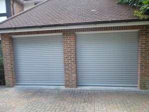New Hormann Roller Garage Doors