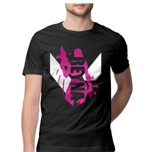 Reyna-Black T-Shirt-HattsOff