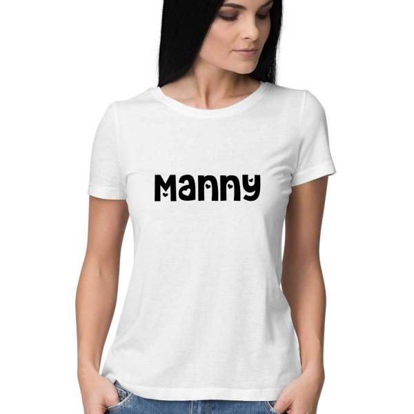 Manny - White Female - HattsOff