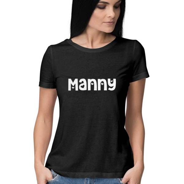 Manny - Black Female - HattsOff