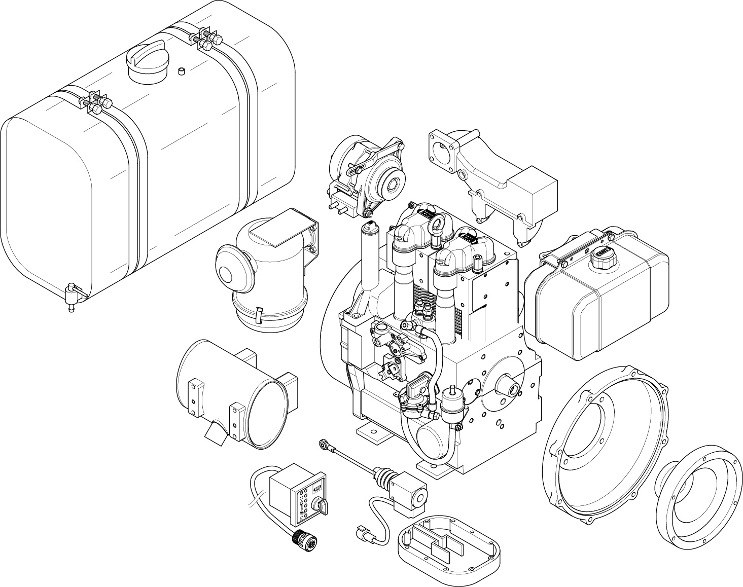 Hatzsel Engine Wiring Diagram