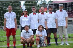 Team Storchen 2015 - Fussball