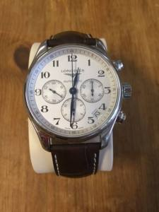 Longines Front