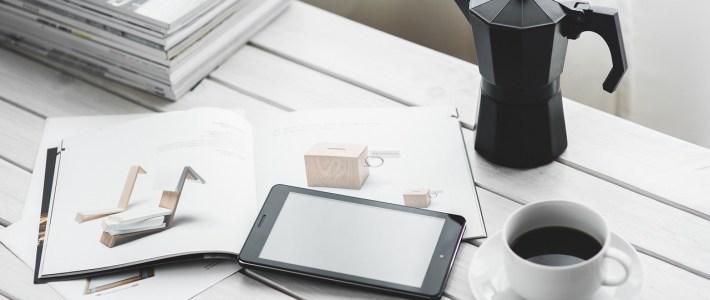 Schöne digitale Sales und Marketing Welt