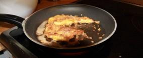Haukea sipsi leivityksellä