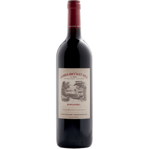 Rødvin_Californien_James_Bryant_Hill_Zinfandel