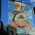 Bertha's – Baltimore, Maryland