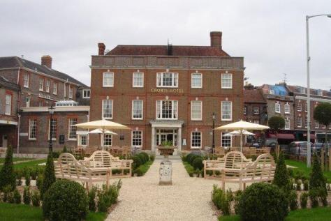 Haunted Hotels Dorset Crown Hotel