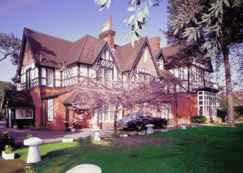 Haunted Hotels Dorset Langtry Manor