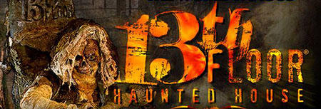 Many strange things a blog about theatre film tv and for 13th floor haunted house melrose park