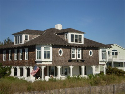 The Addy-Sea Inn in Bethany Beach, Delaware
