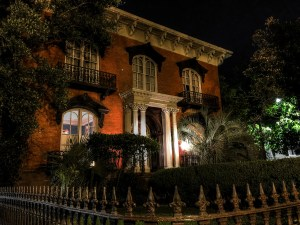Savannah Ghost Tours with Haunted Savannah Tours