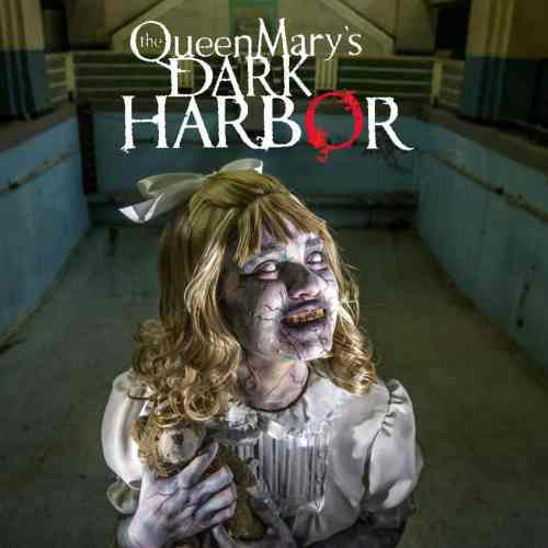 Queen Mary Dark Harbor
