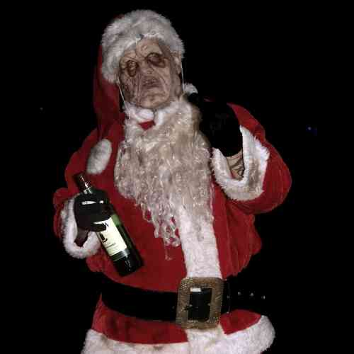 Haunting Haunting.net Immersive Theater Haunted House Sinister Pointe Not So Merry Christmas
