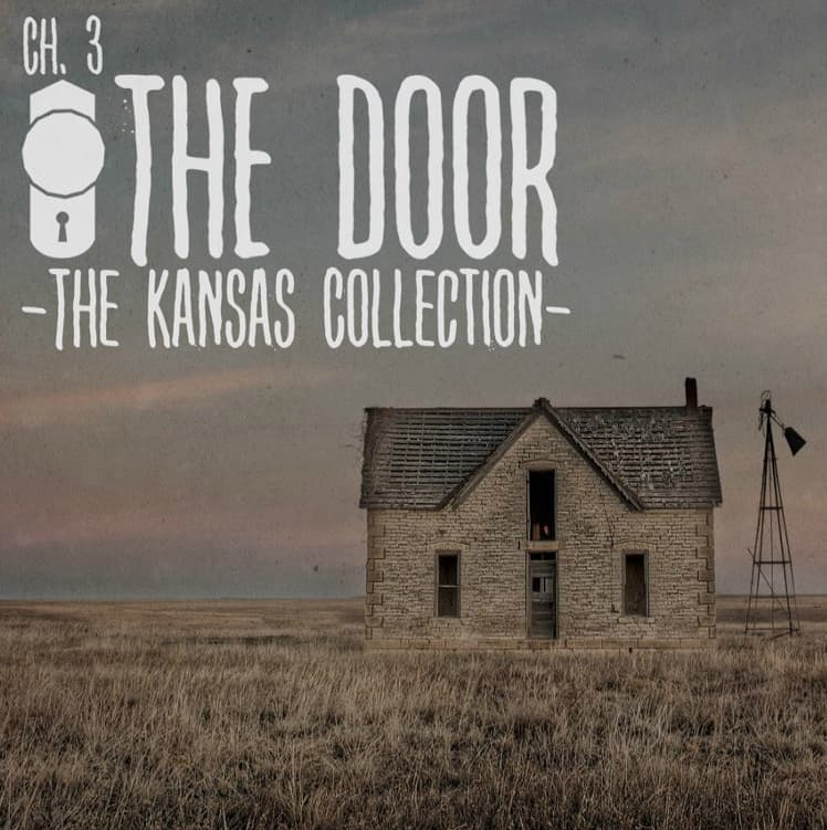 The Speakeasy Society Presents The Door, Chapter 3 in The Kansas Collection Haunting Haunting.net