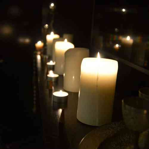 Water and Fire Have you seen jake Haunting Haunting.net Immersive theater experience Candles