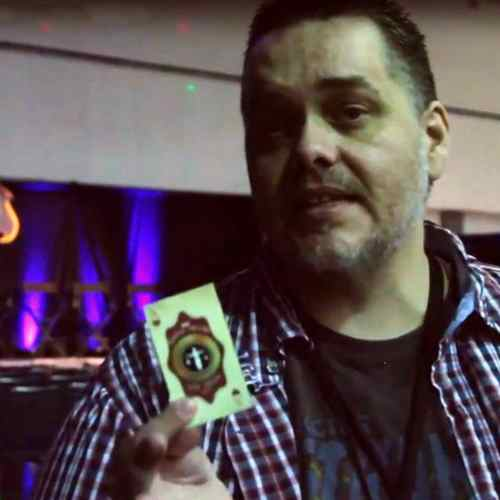Illicitus Theatre - John Dobrenick Interview at ScareLA - Broadway show with a vegas flair & escape room and haunt vibes