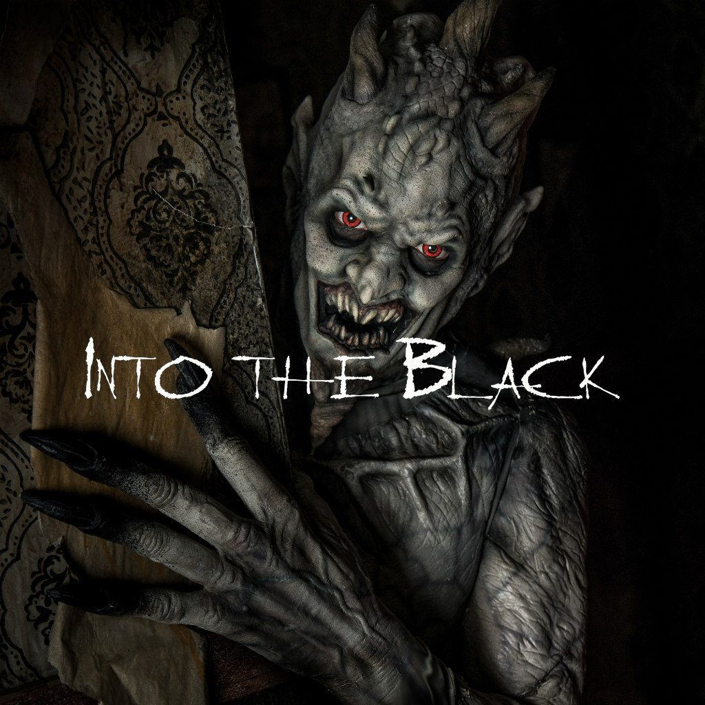 Into the Black - Black House - Larry Bones - Cheryl Bones - Haunted House - Halloween