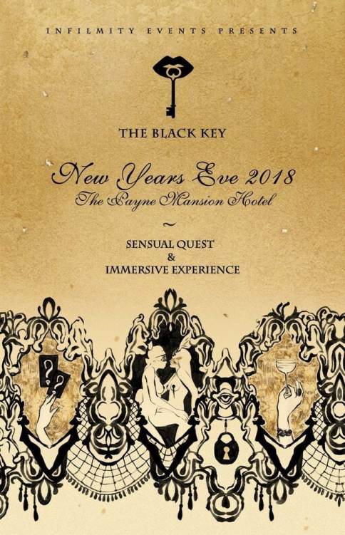 The Black Key New Years 2018