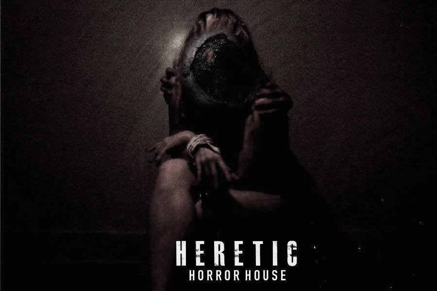 Heretic Adrian Marcato - Interview - Creative Process - Extreme Haunt - Heretic Horror House