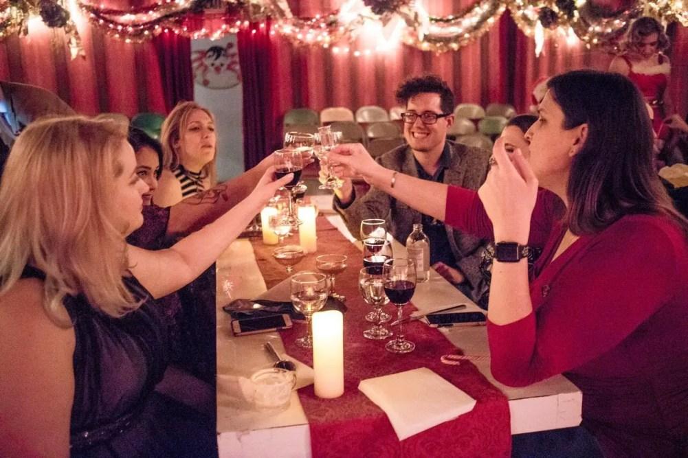 SInners Social Club Matt Dorado Drunken Devil Nightlife Los Angeles Horror Party