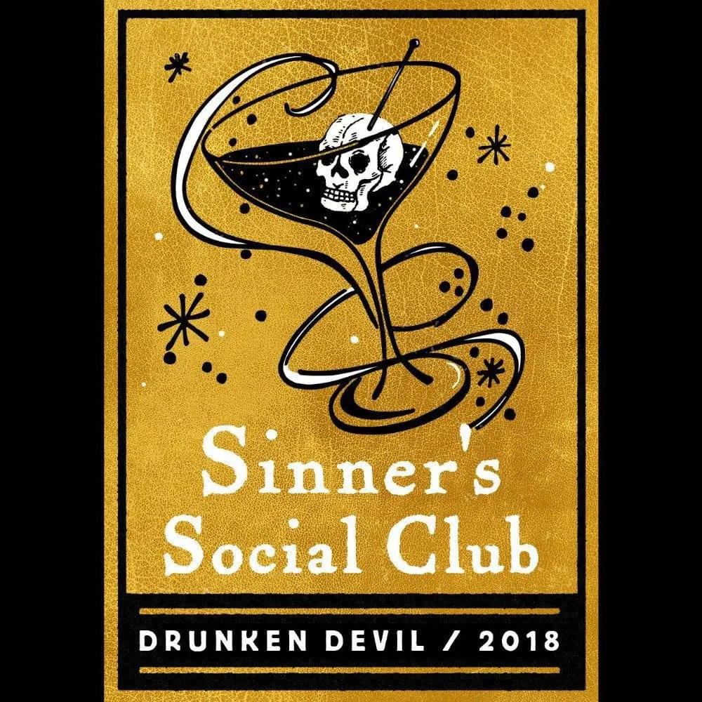 Drunken Devil Sinners Social Club Matt Dorado